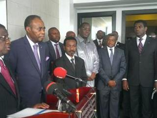 RDC : le dialogue sur la piste d'un gouvernement de transition